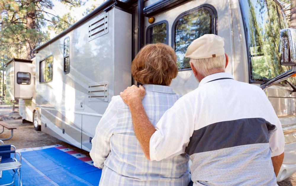 Campers for Seniors