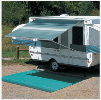 Carefree Campout RV Awning