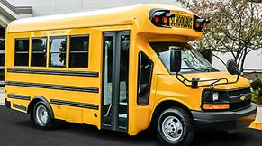 Type A School Bus